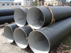 供水管线专用Q235B螺旋焊接钢管