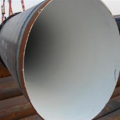 沧州加强级3PE防腐钢管/3PE防腐螺旋钢管