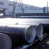 大口径疏浚螺旋钢管厂家
